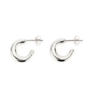 [밀튼아티카]Kyra Small cunning Silver Earrings[925silver]